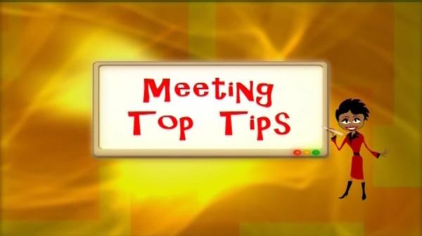 Meeting Top Tips