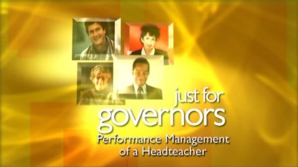 Performance Management of a Headteacher