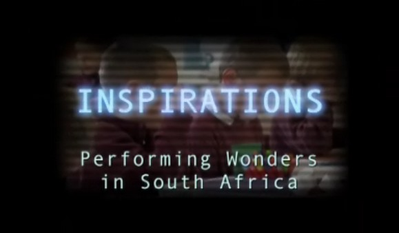 Performing Wonders in South Africa