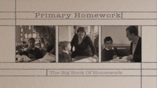 Primary Homework – The Big Book of Homework