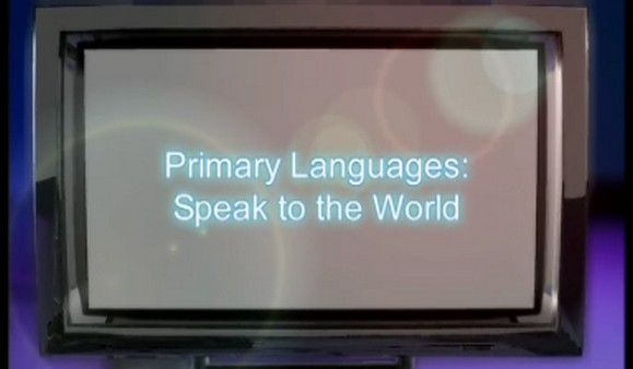 Primary Languages – Speak to the World