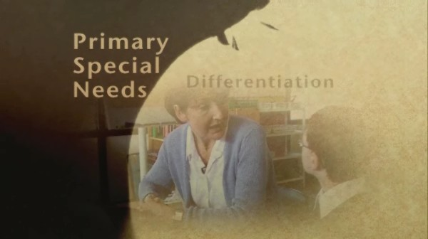 Primary Special Needs – Differentiation