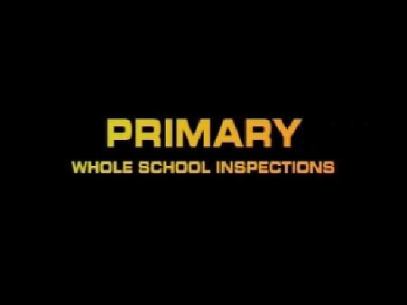Primary Whole School Inspections