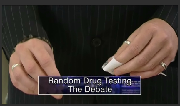 Random Drug Testing: The Debate