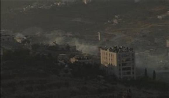 Return to Two Schools in Nablus Special
