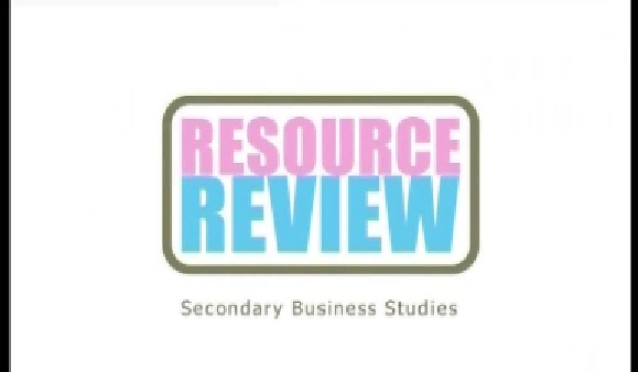 Secondary Business Studies