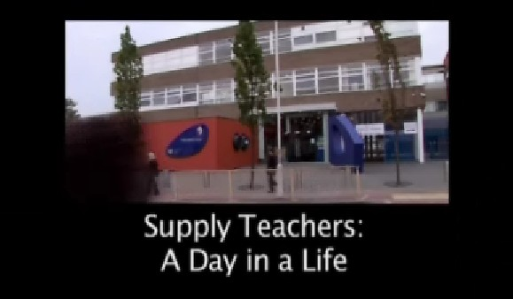 Secondary Supply Teachers – A Day in the Life
