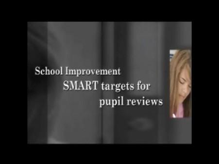 SMART Targets for Pupil Reviews