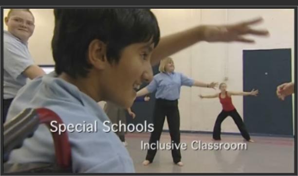 Special Schools – Inclusive Classroom