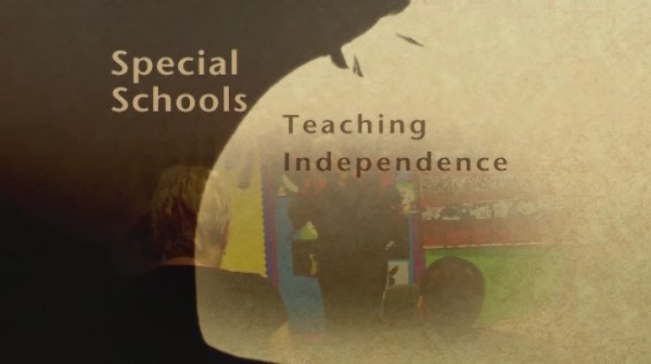 Special Schools – Teaching Independence