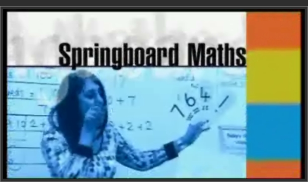 Springboard Maths