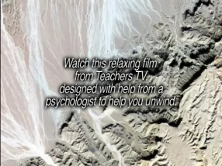 Stress Relief Video – Serene Universe