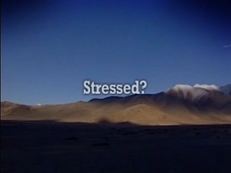 Stress Relief Video – Tranquil Mountains