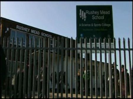 Succeeding Against the Odds – Rushey Mead School
