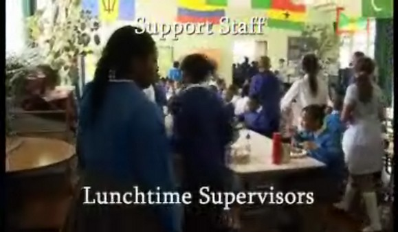 Support Staff – Lunchtime Supervisors