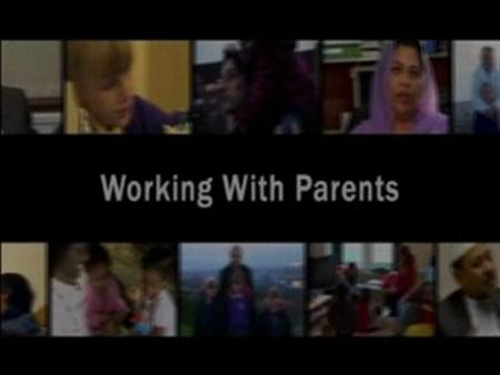 Supporting Parents Across Communities