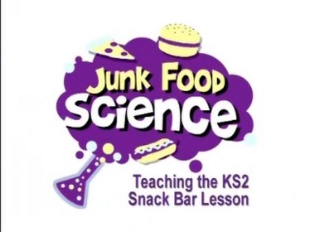 Teaching the KS2 Snack Bar Lesson