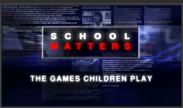 The Games Children Play