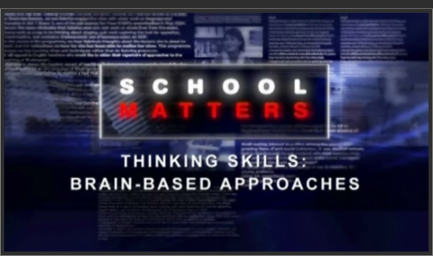 Thinking Skills: Brain-Based Approaches