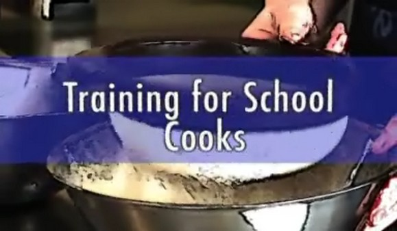 Training for School Cooks – Catering for Community