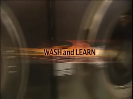 Wash and Learn