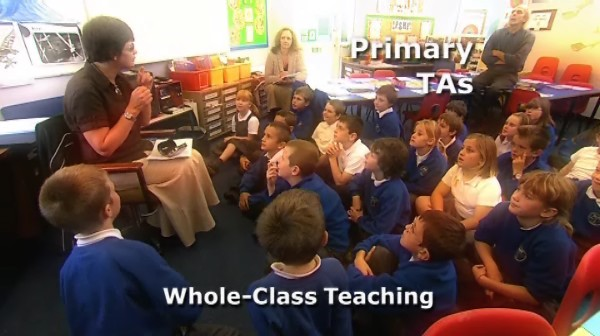 Whole-Class Teaching