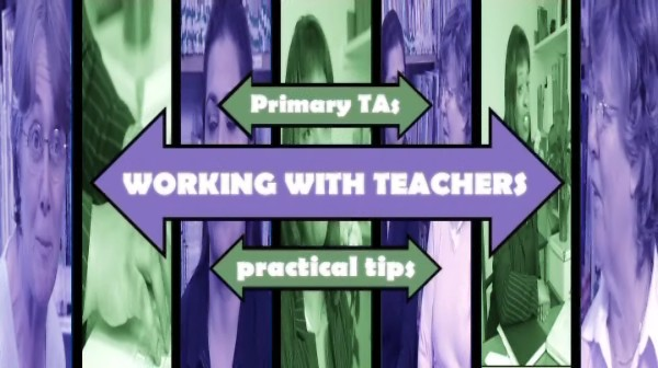 Working with Teachers – Practical Tips